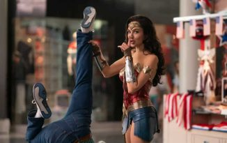Wonder Woman 1984 Movie Shot