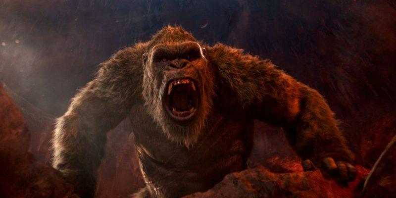Godzilla vs. Kong Movie Shot