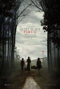 A Quiet Place Part II Movie Poster
