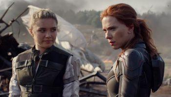 Black Widow Movie Shot
