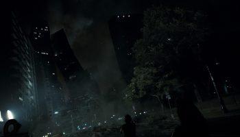 Cloverfield Movie Shot