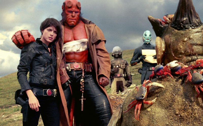 Hellboy II: The Golden Army Movie Shot