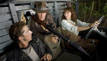 Indiana Jones and the Kingdom of the Crystal Skull Movie Shot