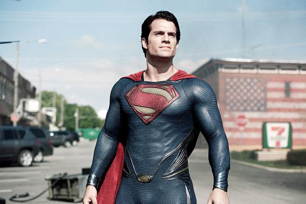 Man of Steel Movie Shot