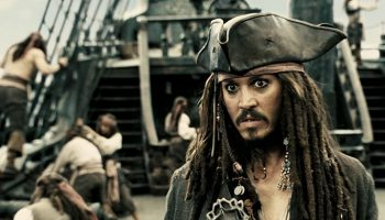 Pirates of the Caribbean: At World's End Movie Shot