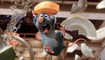 Ratatouille Movie Shot
