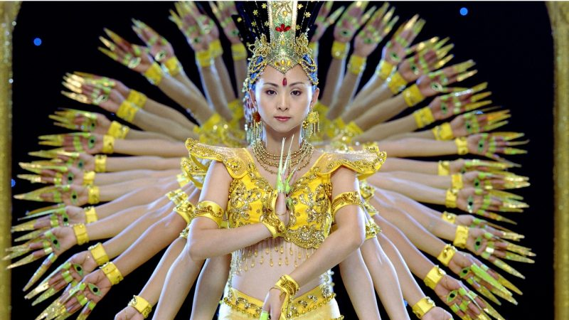 Samsara Movie Shot