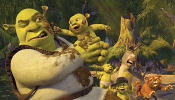 Shrek the Third Movie Shot