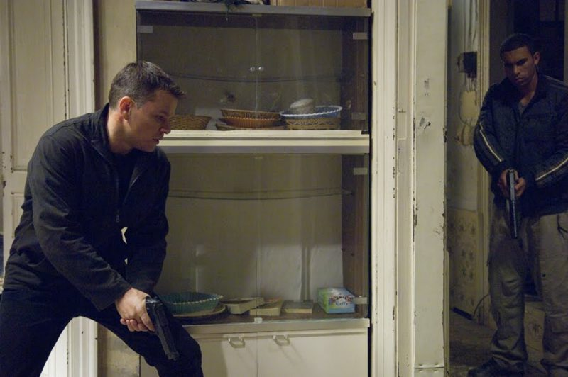 The Bourne Ultimatum Movie Shot