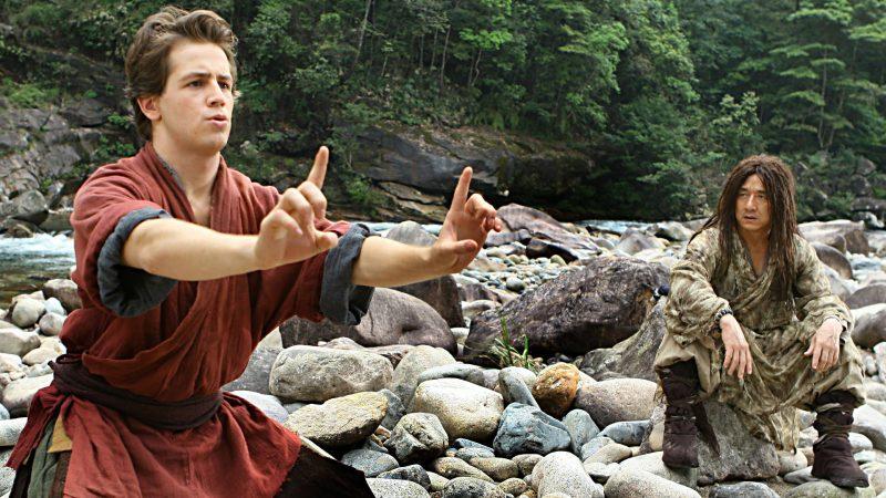 The Forbidden Kingdom Movie Shot