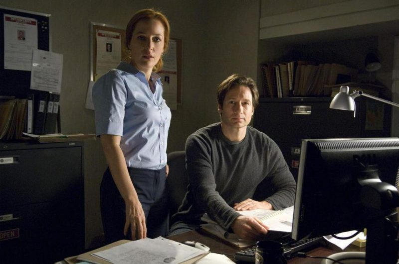 The X-Files: I Want to Believe Movie Shot