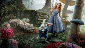 Alice in Wonderland Movie Shot