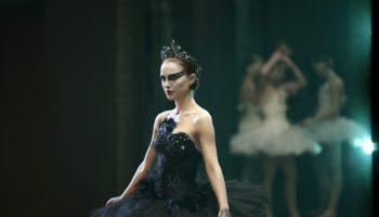 Black Swan Movie Shot