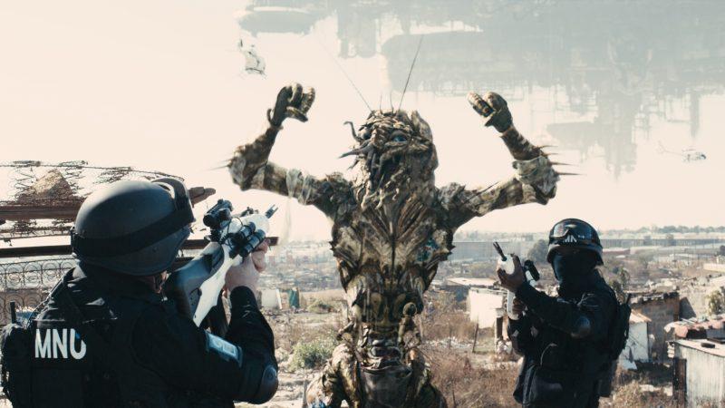 District 9 Movie Shot