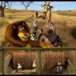 Madagascar 2 Movie Shot