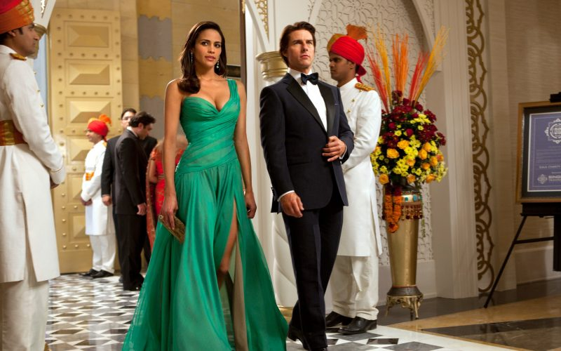 Mission Impossible: Ghost Protocol Movie Shot