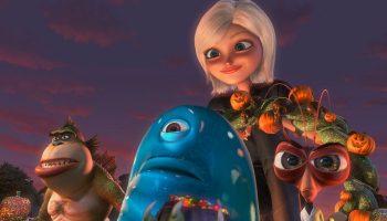 Monsters vs. Aliens Movie Shot