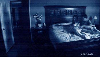 Paranormal Activity Movie Shot