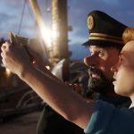 The Adventures of Tintin Movie Shot