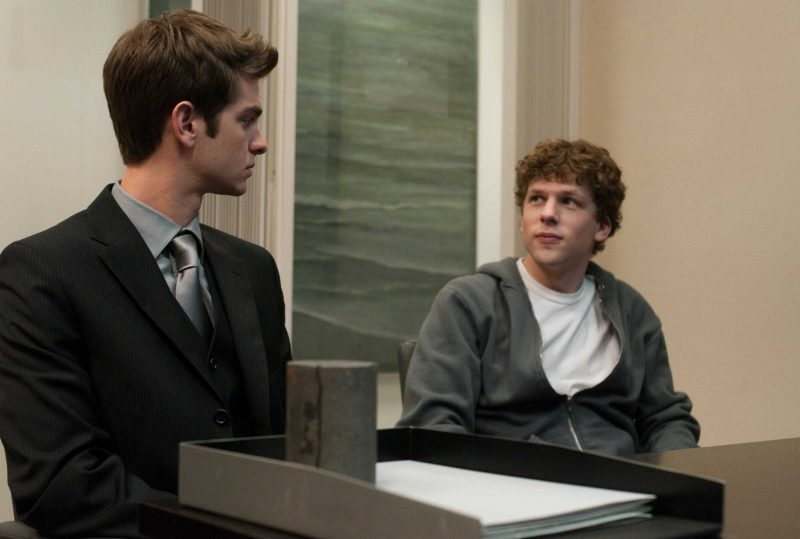 The Social Network Movie Shot