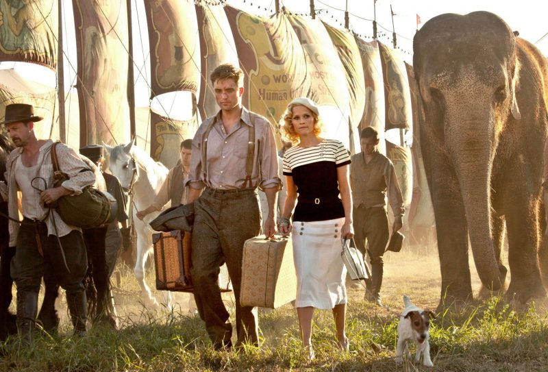 Water For Elephants Movie Shot