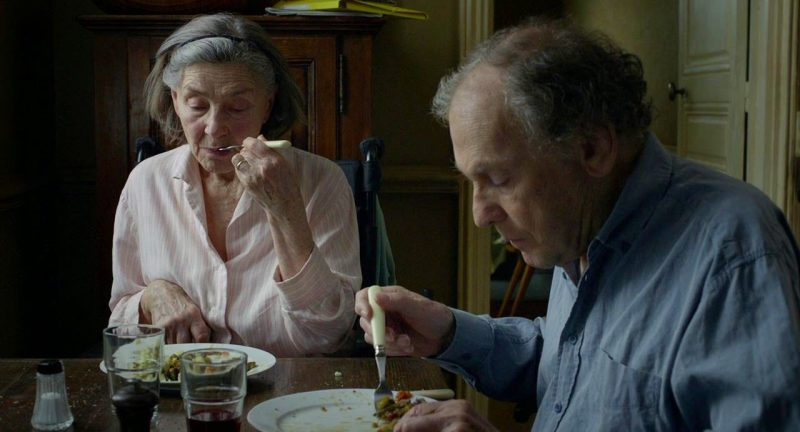 Amour Movie Shot