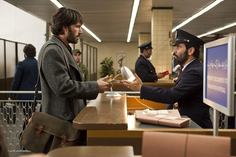 Argo Movie Shot