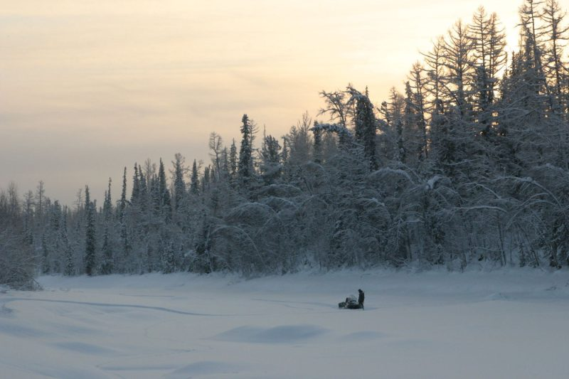 Happy People: A Year in the Taiga Movie Shot