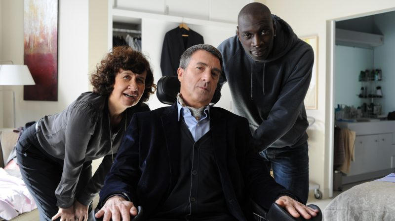 The Intouchables Movie Shot