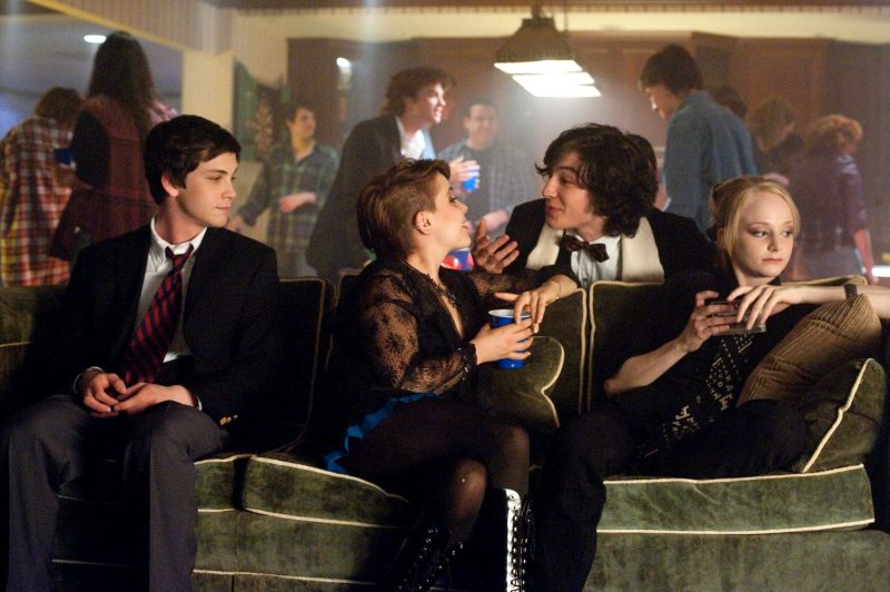The Perks of Being a Wallflower Movie Shot