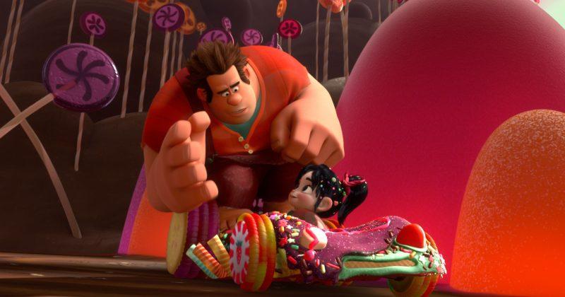 Wreck It Ralph Movie Poster